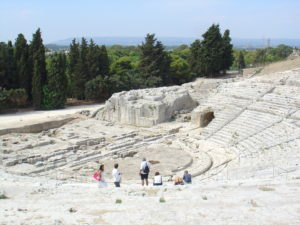 Theatre Greek Syracuse