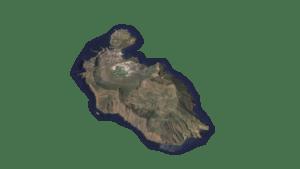 Vulcano mappa