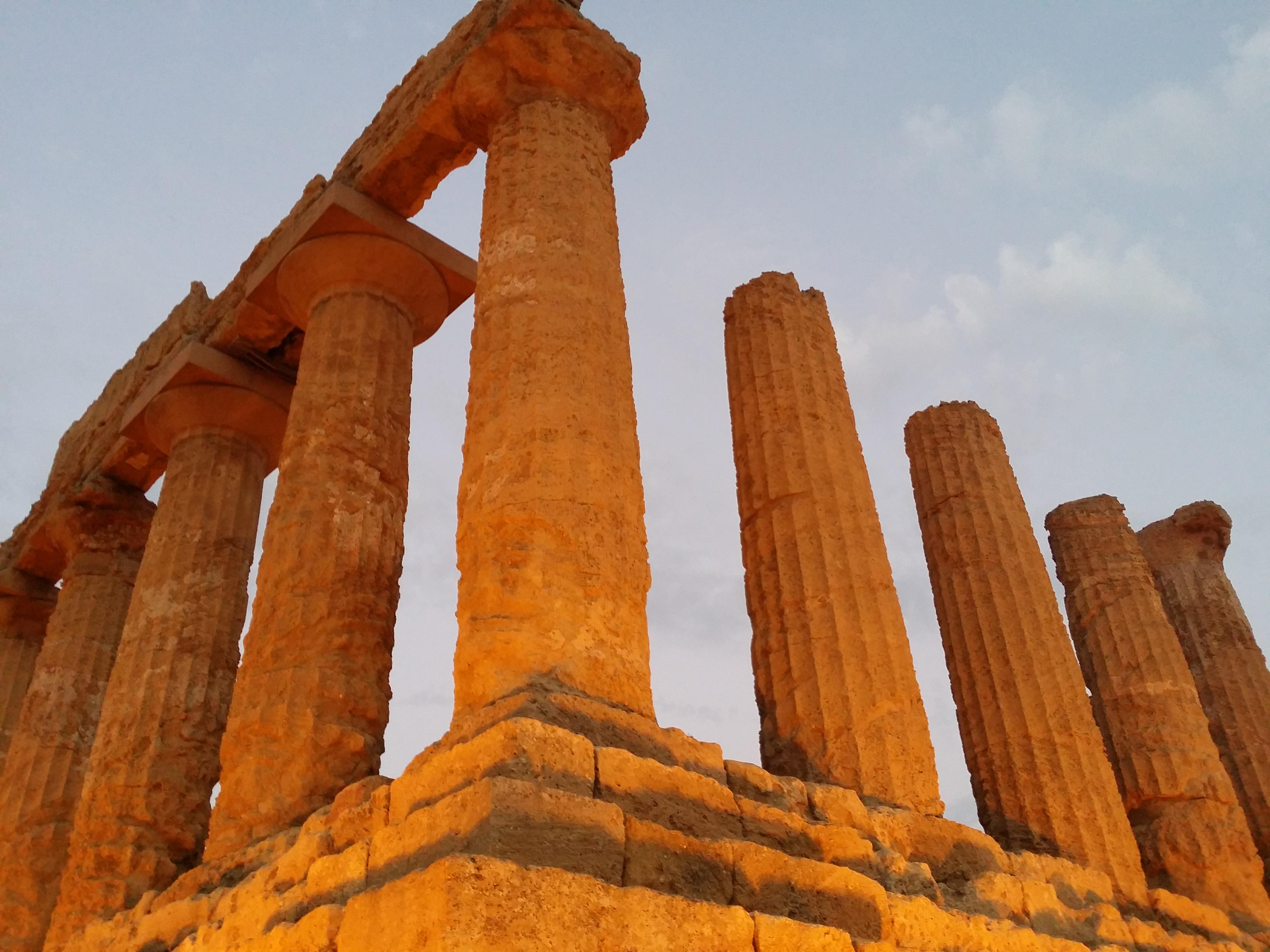 Descrizione patrimonio Unesco Sicilia