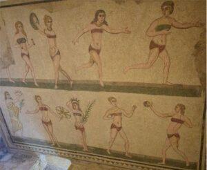 fanciulle in bikini