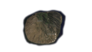 Alicudi mappe