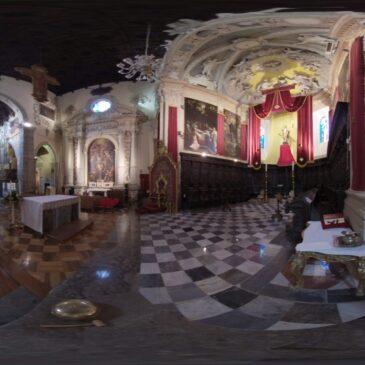 Chiesa di Maria Santissima visitazione Enna